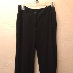 Size 4P black pants